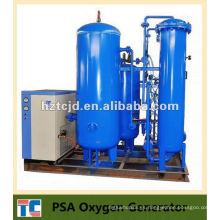 Plantas industriales del gas del oxígeno Sistema de PSA Fabricación de China