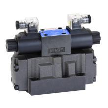 Válvulas direccionales accionadas por piloto de solenoide de la serie Dshg (DSHG-04)