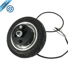 Brushless gearless DC hub motor for electric bike scooters 8 inch 24v 250w