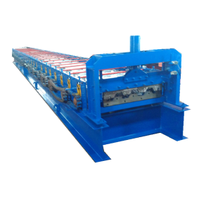 Metal Professional Building Deck Floor Roll Forming Machine