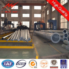Conical Utility Galvanized Electric Steel Pole