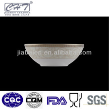 A023 Beautiful decorative porcelain shallow bowl