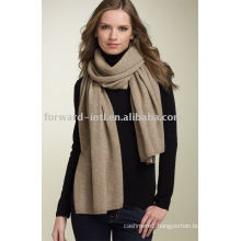 LADIES' CASHMERE KNITTED SCARF