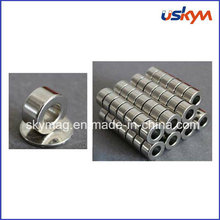 Strong Powerful Permanent Neodymium Ring Magnet