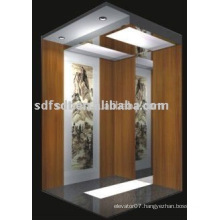 Passenger residential lift partswith machine room use Japan technology