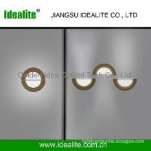 Idealite photo frame wood lamp with LED panel light
