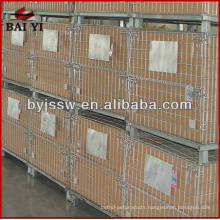 metal pallet storage cages
