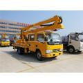 Camion à plate-forme de travail aérienne 100% DFAC 14m garanti