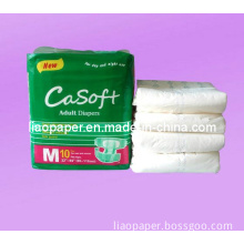 2014 Fashion Casoft Adult Diapers with M Size