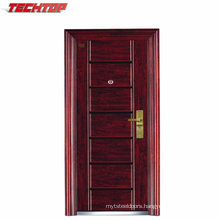 TPS-107 Good Quality Wrought Iron Entry Doors