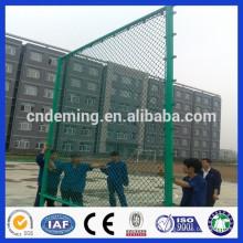 Clôture de liaison à chaîne lourde galvanisée à chaud de 2016