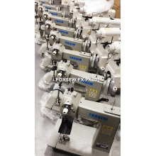 Post Bed Chain Stitch Glove Sewing Machine