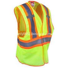 Mesh Road High Visibility Safety Vest