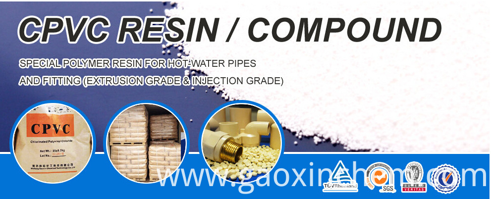 cpvc compound resin