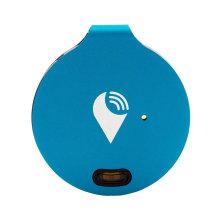 Localizador de perseguidor anti-perdida para teléfono, llave, mascotas y billetera-Azul