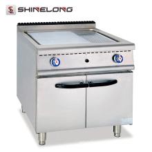 Novo projeto 700 Series Gas Flat Griddle Barbecue Chicken à venda