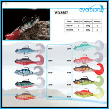 Good Action 8cm/10cm Lead Soft Fishing Lure