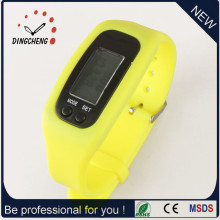 Fashion Bracelet Watch Pedometer Wristwatch Sport Watches (DC-001)