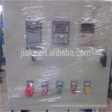 Máquina semi-automática operada manualmente da cerca do elo de corrente