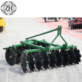 2016 best selling Ploughing machine tractor harrow offset heavy disc harrow