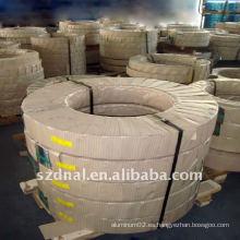 3004 tira de aluminio usada en lata / pote / tanque