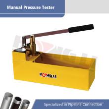 Bomba de teste de pressão manual portátil HSY30-5 à venda