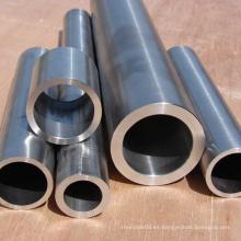 ASTM B338 Gr. 1 Gr. 2 tubos de titanio sin costuras