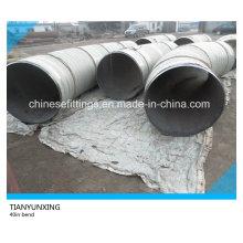 API 5L X60 5D Seamless Carbon Steel Pipe Bend
