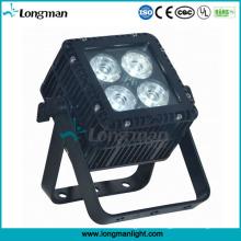 DM plano exterior 4X15W Ostar RGBW LED PAR