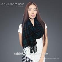 2015 Fabrik liefern neue Design Check Schal