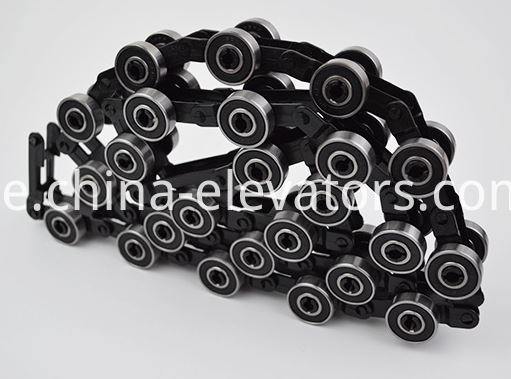 KONE Escalator Rotating Chain 24 pair rollers