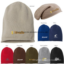 Promotional 100% Wool Knit Beanie 100% Wool