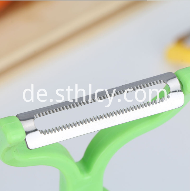 Stainless Steel Vegetable Peeler4