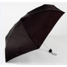 Parapluie pliant couleur pure avec votre logo