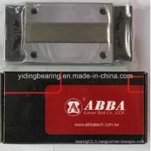 Fournisseur de guide linéaire et de suspension à glissière Abba Brh20b original