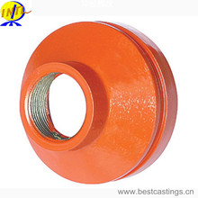 Ductile Iron Grooved Fitting Thread Reducer