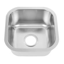 4040A Undermount Single Bowl Bar Sink