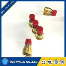 45V45 45V116S 45V28 lente de gas tig para WP-9 antorcha WP-20 antorcha