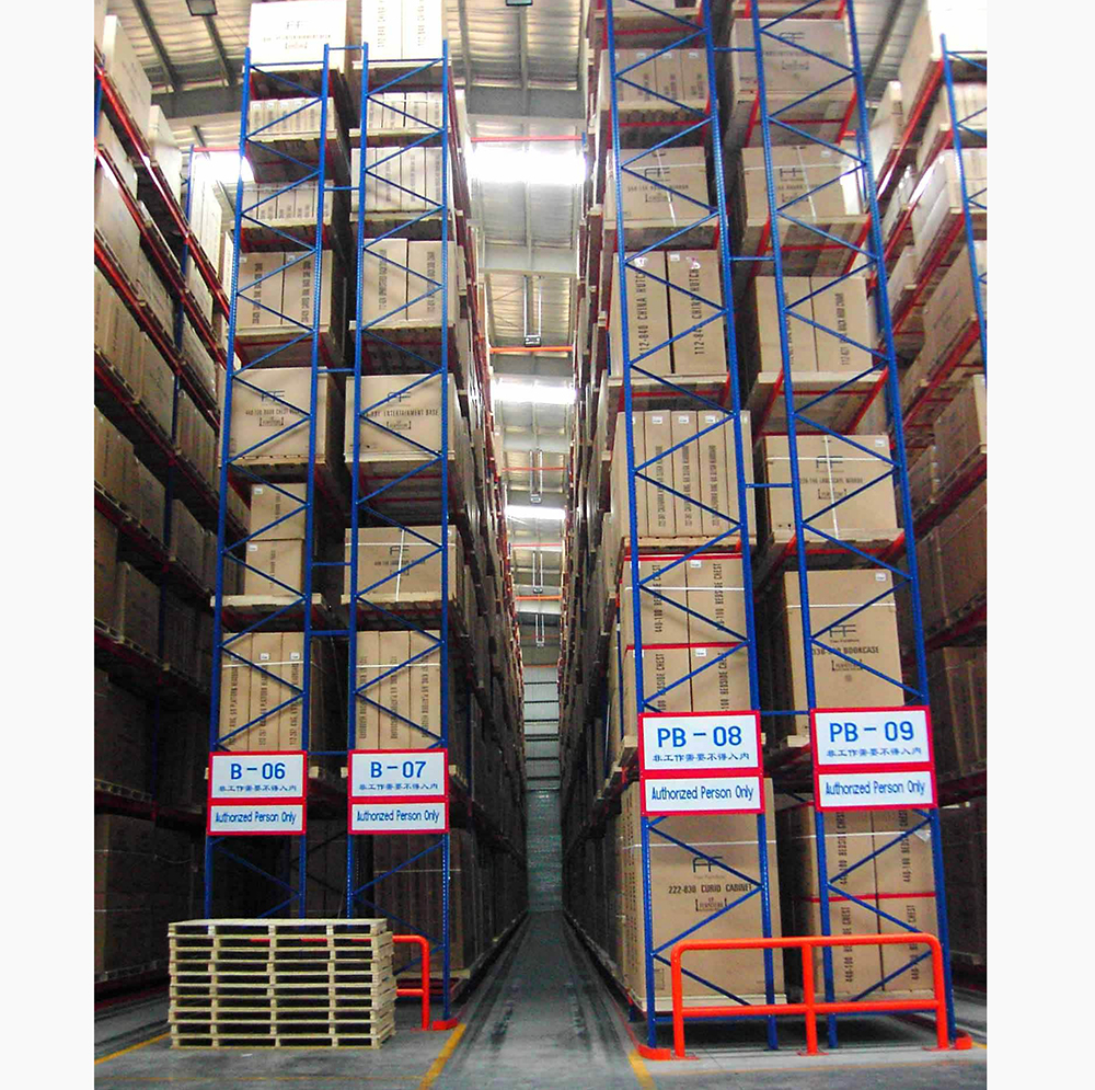 Heavy Duty Warehouse Shelves