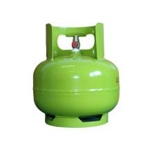 Cilindro de Gás LPG e Tanque de Gás de Aço (AS-LPG-3KGF)