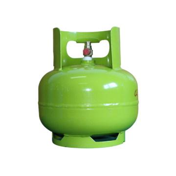 LPG-Gasflasche & Stahl-Gasflasche (AS-LPG-3KGF)