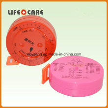 Hot Sell Round Shape BMI Tape Measure