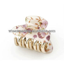 2013 Fashionable Lady's Resin Hair Clamps 10101423