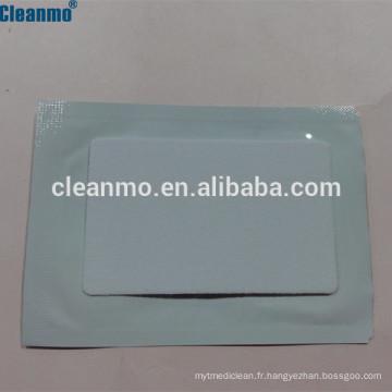 Mnaufacturer Générique Carte / lecteur de billet / ATM / POS / carte d'identité Carte de nettoyage CR80 50 pcs / boîte