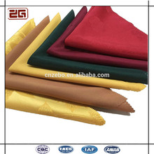Guangzhou Venta al por mayor Elegante nueva llegada de mesa de tela de servilletas de mesa de lino