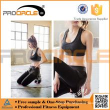 Calças de ioga de formação de ginásio nova chegada