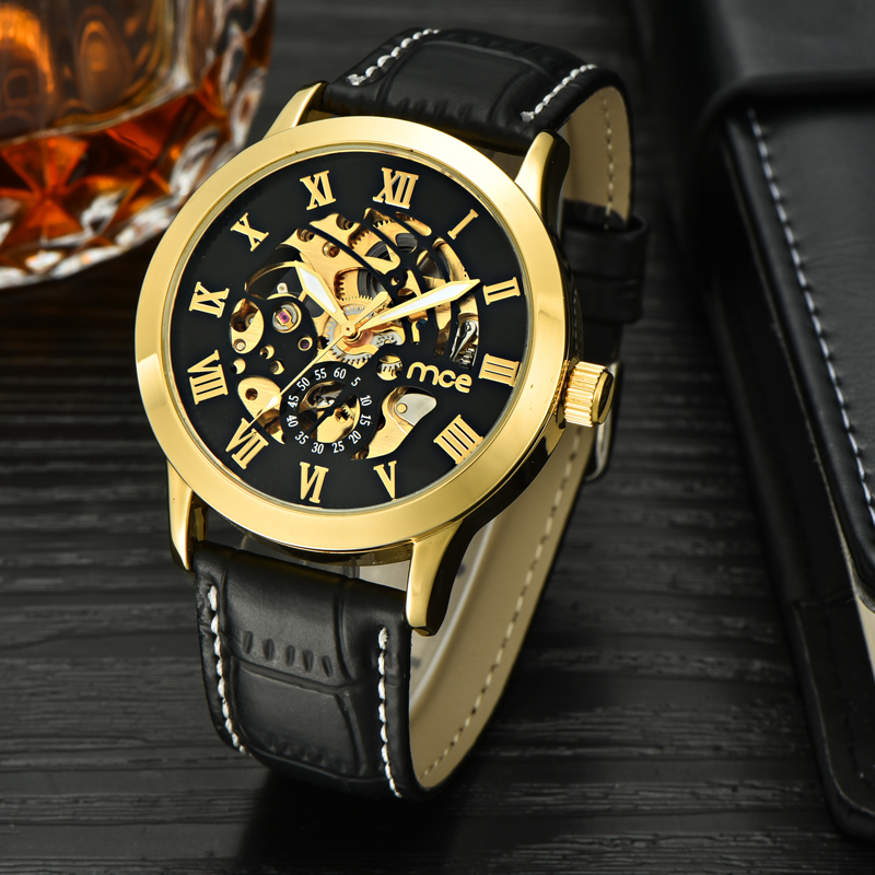 famous chinese movement brand mechanical wrist watches