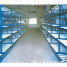 Flow Rack System with 1,000kg Loading Capacity