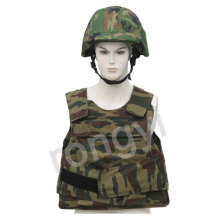 Military Concealed Body Armor Bulletproof Vest