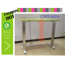 foshan furniture china manufacturer korean style furniture motorized lift sit to stand desk moveable french style desk